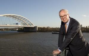 Van Oord Dredging and Marine Contractors BV,Pieter van Oord,CEO FOTO Ineke Key